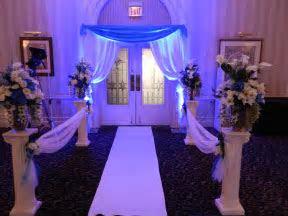 Wedding ceremony decorations   Noretas Decor Inc