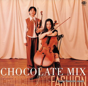CHOCOLATE FASHION chocolate mix