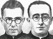 José Caselles Moncho y José Castell Camps, Beatos