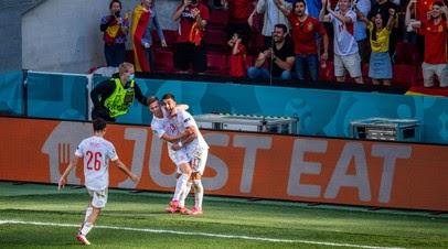 Ольмо стал первым футболистом в истории ЧЕ, отдавшим два ассиста в дополнительное время