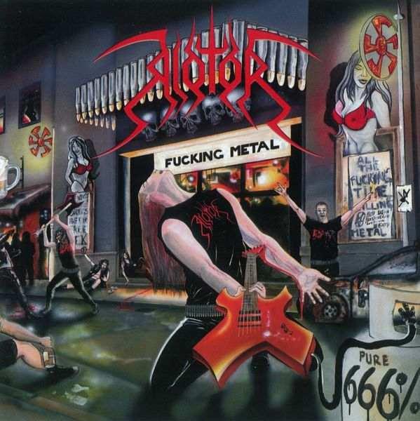 Riotor - Fucking Metal
