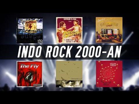 Kompilasi Lagu INDO ROCK 2000-an