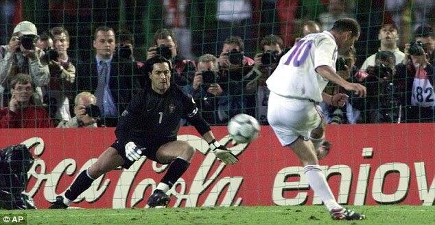 Mengenang Pertandingan Euro Yang Di Akhiri Dengan Golden Goal