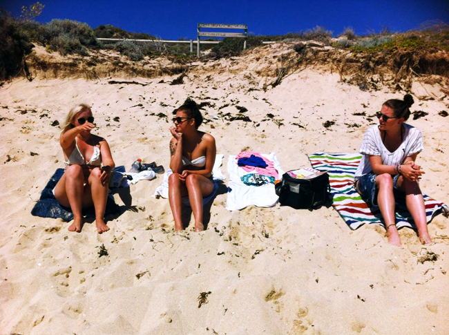 beachil