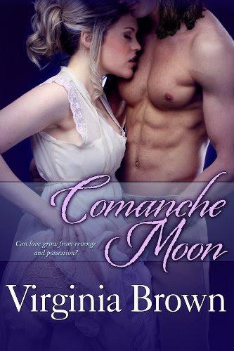 Comanche Moon by Virginia Brown