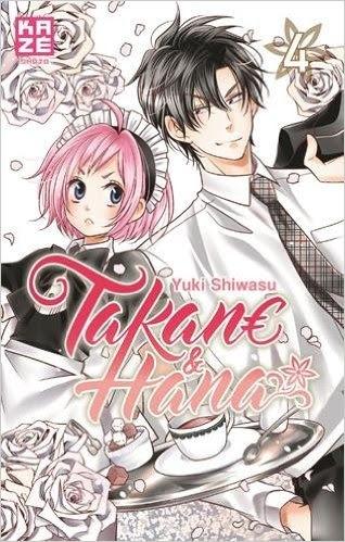 Couverture Takane & Hana, tome 4