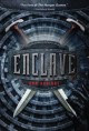 book cover of Enclave by Ann Aguirre