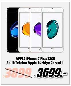 APPLE iPhone 7 Plus 32GB Akıllı Telefon Apple Türkiye Garantili 3699TL