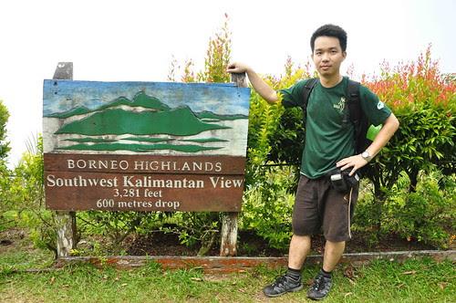 DSC_13 - Kalimantan, Sarawak viewpoint