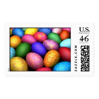 Ostereier (Easter) Postage stamp