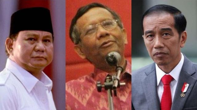 Mahfud MD: Saya Sedih dan Kasihan kepada Pendukung Prabowo dan Jokowi