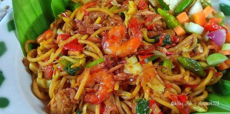 Resep Mie Aceh Oleh Dish By Ifah
