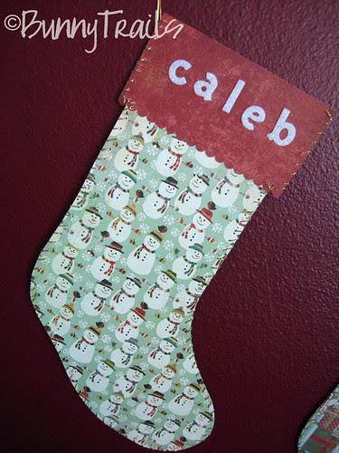 paper stocking cg