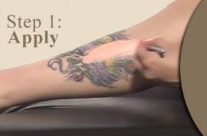 Tattoo Concealer Ferbs Cosmetics