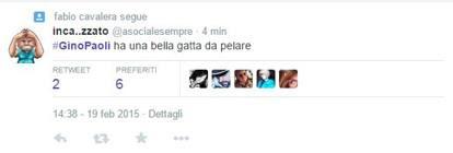 «Sapore di tasse»: l'ironia social su Gino Paoli