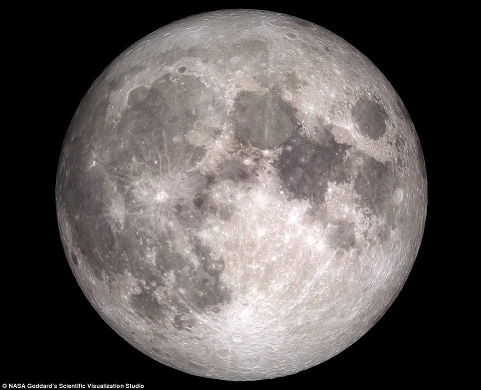 It will be closer to the planet than it has been since 1948, and this month's full moon is set to be the biggest supermoon in living memory. People will be treated to the once-in-a-lifetime sight on the 14th of the month, when the full moon will appear 14 per cent larger and 30 per cent brighter than normal