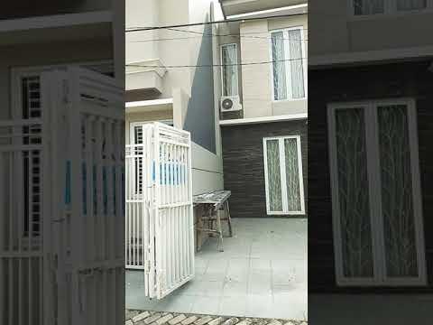 terbaru design rumah 2 lantai minimalis di lahan 6x14