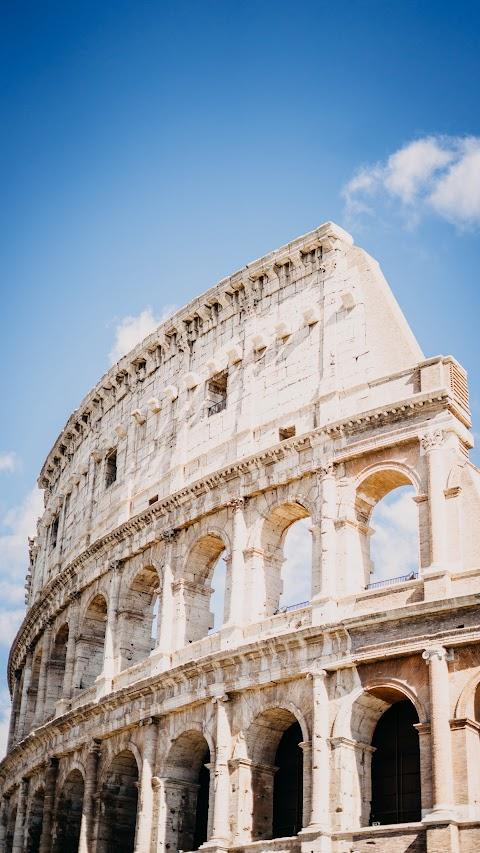 افضل خلفية تراثية لتراث المدينة الرومانية اجمل بناية في العالم بدقة عالية