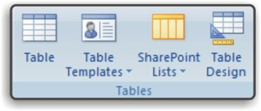create-tables