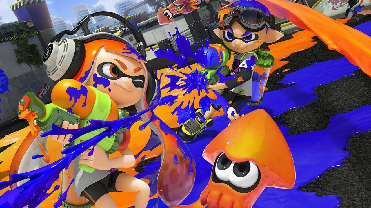 First episode of the Splatoon anime is out, turns out to be a motion comic screenshot
