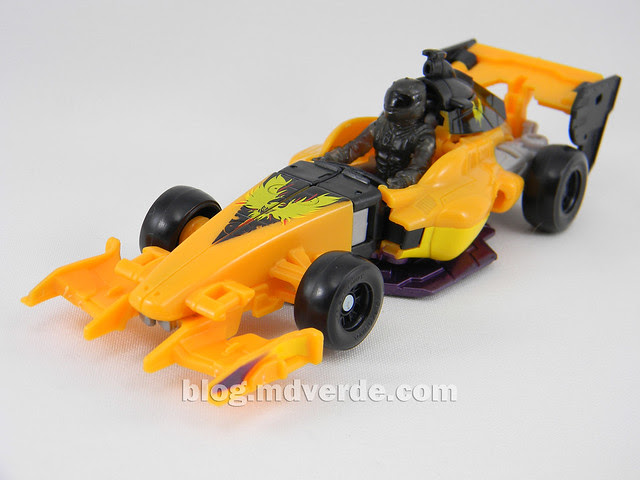 Transformers Drag Strip - Human Alliance Scout - Dark of the Moon - modo alterno