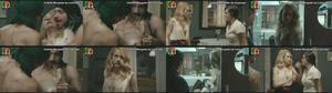Camila Morgado topless no filme Aniuma Cordial
