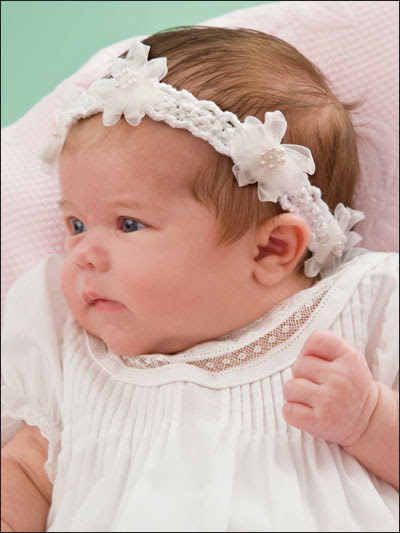Baby Headbands Baby Headbands Crochet Patterns