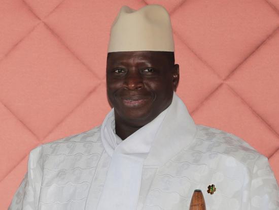 Jammeh - BBC