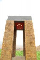 Artil Sanatsal Anıt Heykel Saat Kulesi Giriş Kapısı Rölyef Anitlar