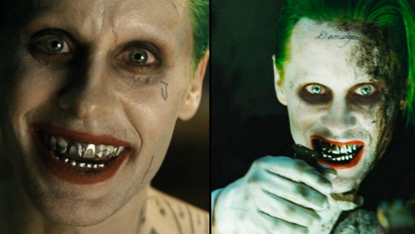 Suicide Squad Director Admits Huge Mistake About The Joker Tattoo