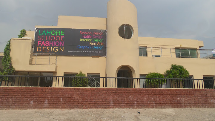 Pakistan School Of Fashion Design Lahore School Style