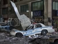 Guess who would pay for this NYPD car in real life! - Max Payne Movie