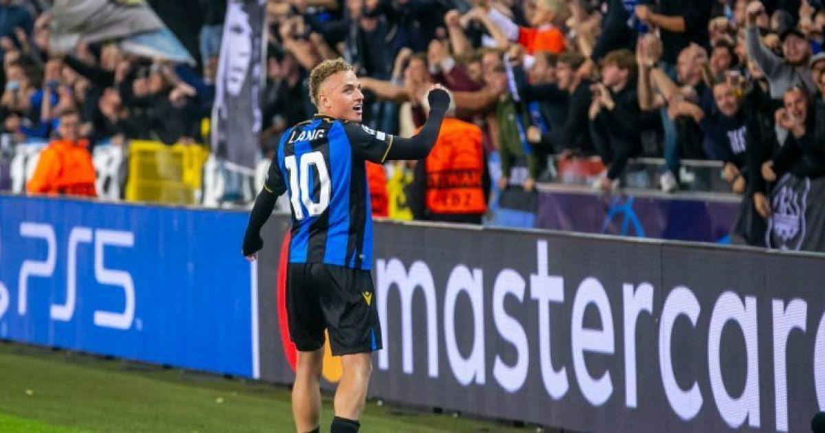 Club Brugge-trainer verneemt Lang-nieuws: 'Bij zo'n bod lastig te behouden'