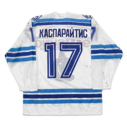 Moscow Dynamo 91-92 B jersey, Moscow Dynamo 91-92 B jersey