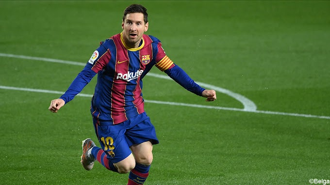 """Barcelona-voorzitter: """"Messi wil blijven en we doen daarvoor alles wat we kunnen"""""""
