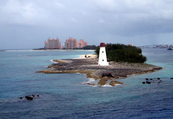A photo I took at Nassau in the Bahamas in August of 2008.