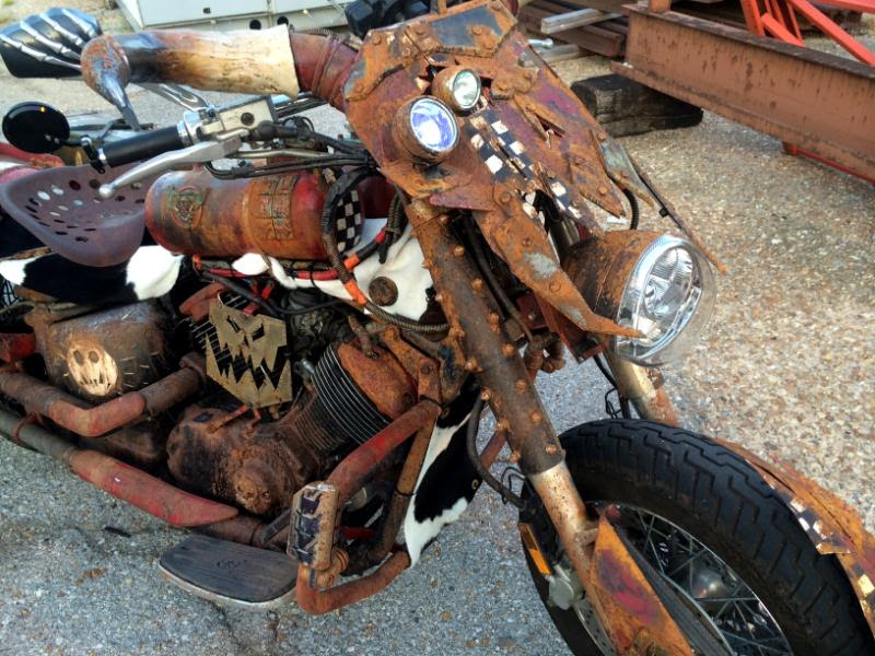 Bike, Orks, Rat Bike, Real