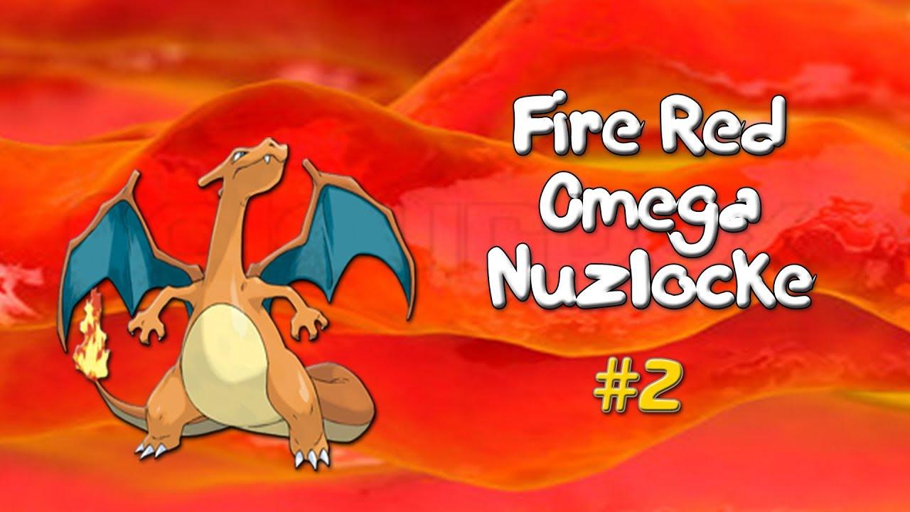 Pokemon Fire Red OMEGA NUZLOCKE Challenge 2  Unexpected