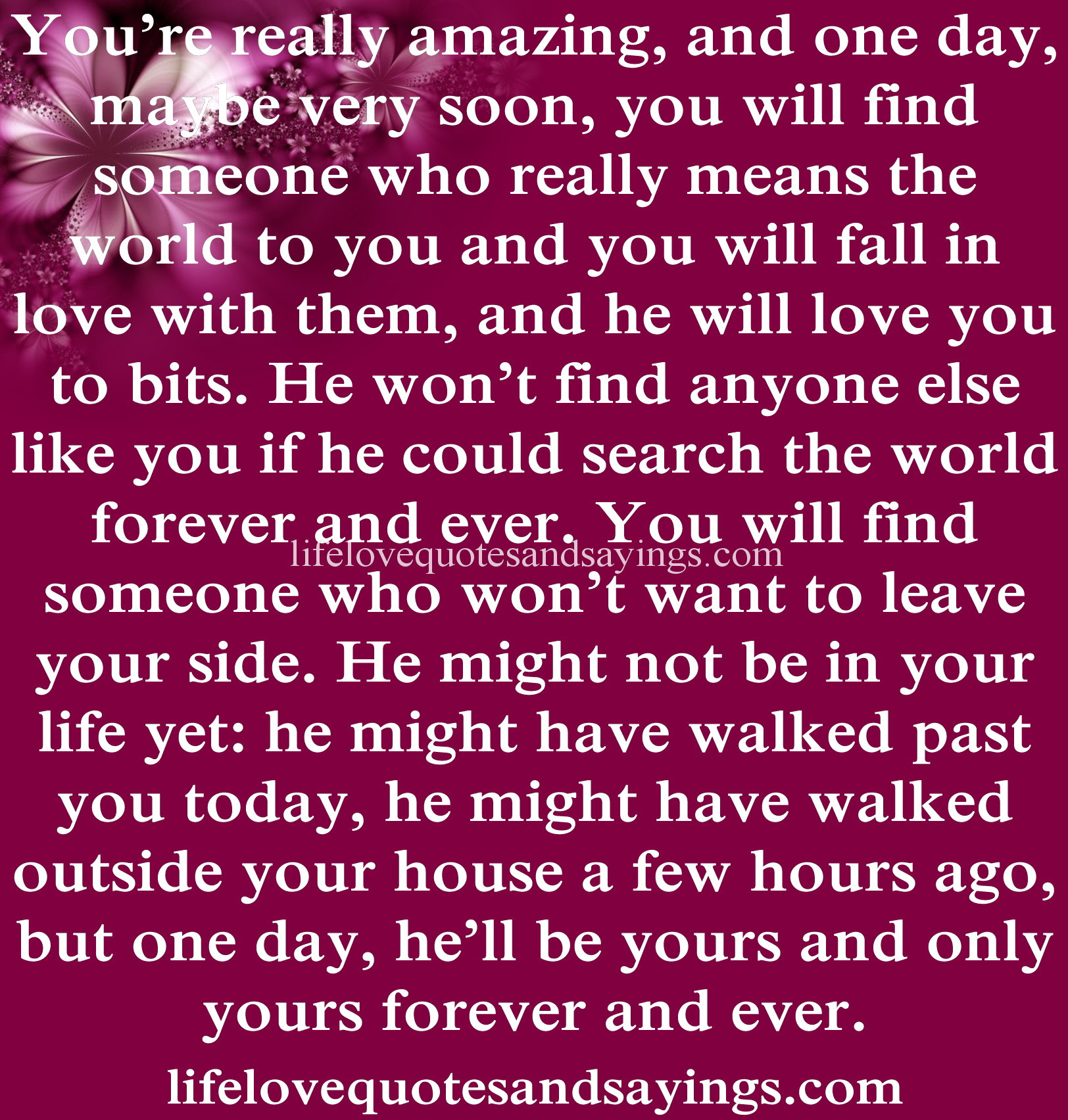 Quotes About Amazing Love 207 Quotes