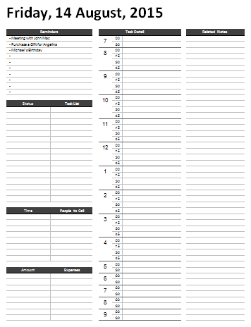 1000+ images about A Planner for My Love on Pinterest   Daily ...