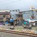 Garib Nagar Bandra East  In Happier Times