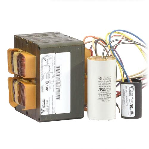 240 Volt Metal Halide Light Wiring