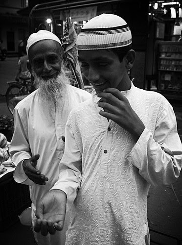 The Blind Beggar Boy of Bandra Has Grown Older by firoze shakir photographerno1