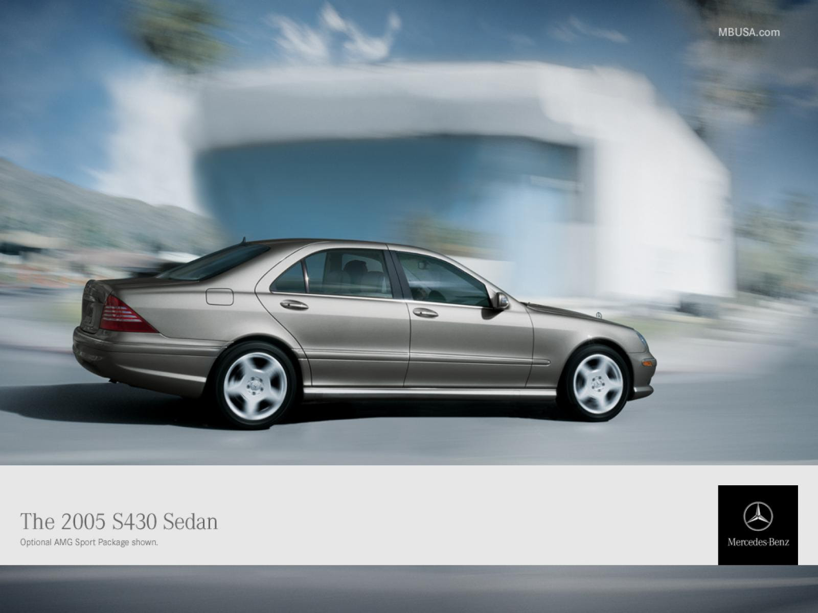 2005 Mercedes-Benz S-Class - Information and photos - Zomb ...
