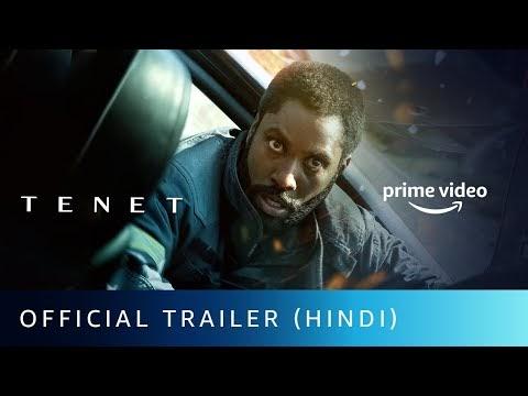 Tenet Hindi Movie Trailer