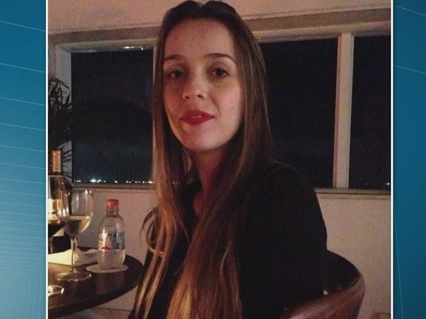 Edna Amaralina da Silveira, de 28 anos, foi morta a tiros dentro de casa na Zona Sul de São Paulo (Foto: Reprodução/TV Globo)