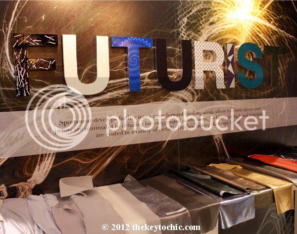 Futurist fashion trend 2013-2014