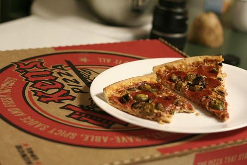 Ken's Pizza from Mazzio's