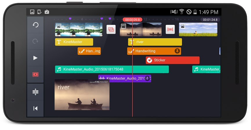 Kinemaster pro apk unlocked download for android | KineMaster Pro