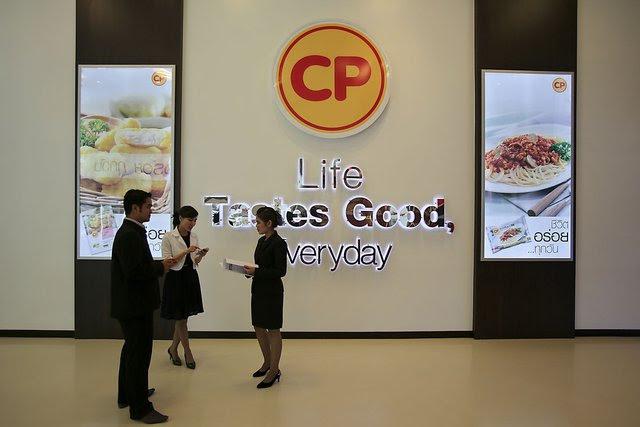Tập đoàn CP đã phát triển nhanh chóng và trở thành tập đoàn hàng đầu Đông Nam Á. Nguồn: Biztoday